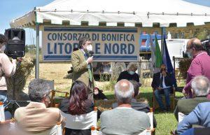 STAMPA- L'OSSERVATORE D'ITALIA: Agricoltura, Mipaaf e Anbi: scritta una pagina di storia per Tarquinia
